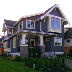 Vancouver Traditional Residential Architects